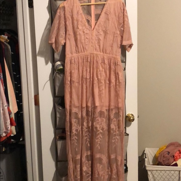 5bc90a400a Altar d State Dresses   Skirts - Altr d State Marionette Maxi Dress